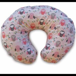 Boppy pillow with extra slip cover